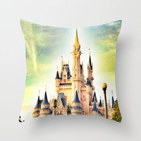 i wanna be a princess! Throw Pillow by ShiningStar  | Society6