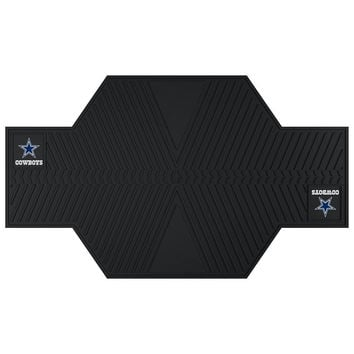 Dallas Cowboys NFL Motorcycle Mat (82.5in L x 42in W)
