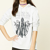 Fleece Star Wars Hoodie