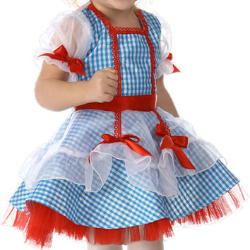 The Wizard of Oz Dorothy Toddler Costume - 12-18 Months