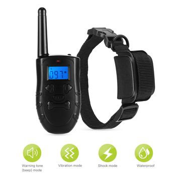 300M Remote Control Pet Dog Training Collar