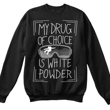 Drug Of Choice Sweater