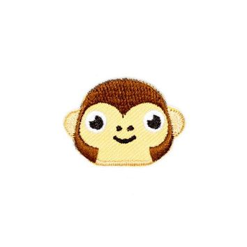 Monkey Mini Sticker Patch