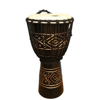 "Took Street Series 12"" Black Onyx Djembe"
