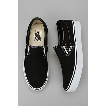 Vans Slip-On Canvas Sneaker