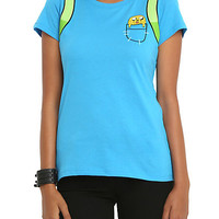Adventure Time Finn Girls Costume T-Shirt