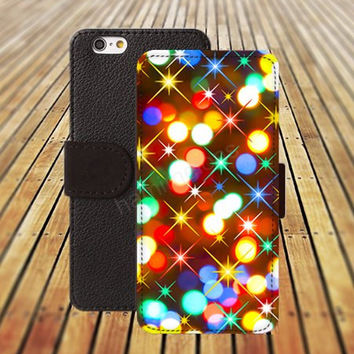 iphone 5 5s case Water lamp colorful iphone 4/4s iPhone 6 6 Plus iphone 5C Wallet Case,iPhone 5 Case,Cover,Cases colorful pattern L216