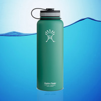 Hydro Flask 40 Oz Insulated Stainless Steel Water Bottle Green