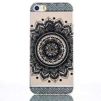 Womens Lace Style iPhone 5s 6 6s Plus Case Ultrathin Cover Free Gift Box 36