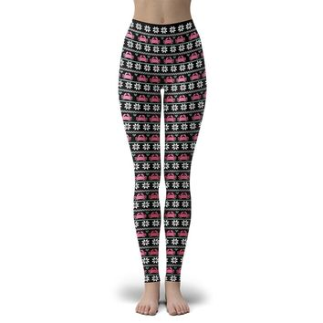 Simply Southern Camper Leggings Crab