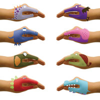 Hand Tattoos for Talking Hands - A+R Store