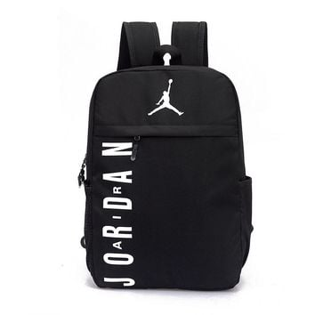 Jordan NIKE Fashion Sport School Laptop Shoulder Bag Satchel Travel Backpack