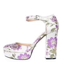 SINDERELLA Platform - View All Shoes - Shoes