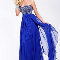 Sherri Hill Dress 3802 at Peaches Boutique