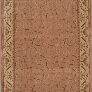 Somerset Peach Rug - 7 Size Options