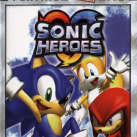 Sonic Heroes - Platinum Family Hits - Original Xbox (Very Good)