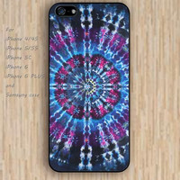 iPhone 5s 6 case colorful lighting mandala phone case iphone case,ipod case,samsung galaxy case available plastic rubber case waterproof B321