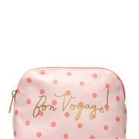 Bon Voyage Makeup Bag