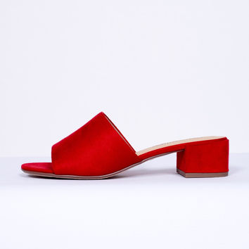 The Claire Mule