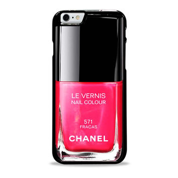 Chanel Nail Polish Fracas Unique Iphone 6 Plus Cases