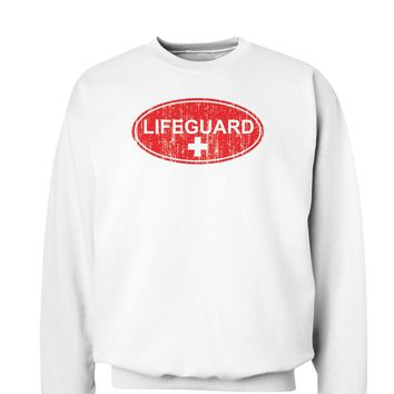 Lifeguard Adult Sweatshirt