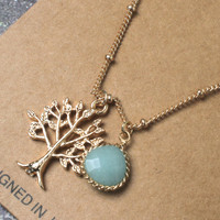 Tree of Tears Necklace