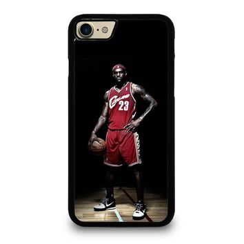 LEBRON JAMES CLEVELAND iPhone 7 Case Cover