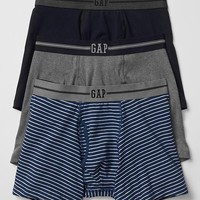 Gap Men Mixed Boxer Briefs 3 Pack