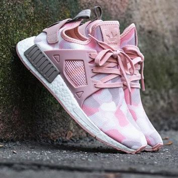 """Adidas"" NMD XR1 Duck Camo Women Men Running Sport Casual Shoes Sneakers Camouflage pi"
