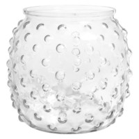 Round Glass Vase - from H&M