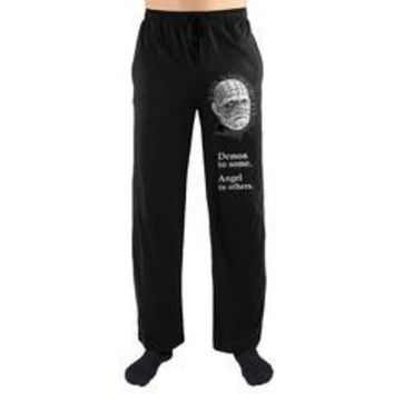 Hellraiser Demon To Some Angel To Others Print Men's Loungewear Lounge Pants