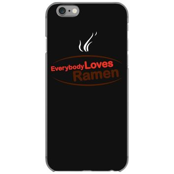 everybody loves ramen iPhone 6/6s Case