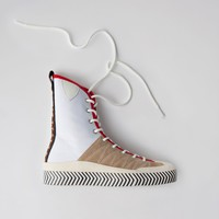 Conny Multi Hi-Top Sneakers by Acne Studios