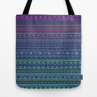 SUMMER NIGHTS Tote Bag by Nika