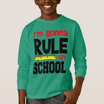 Rule Kids' Basic Long Sleeve T-Shirt