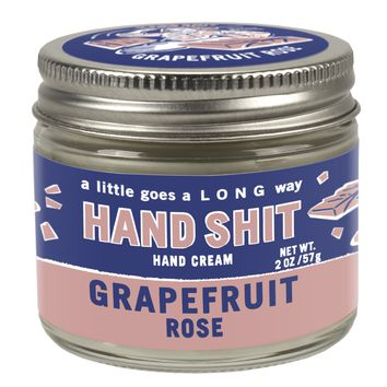 Grapefruit Rose Hand Shit Hand Cream