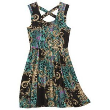 Xhilaration® Juniors Fit and Flare Dress - Assorted Colors