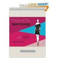 The Fashion Sketchpad: 420 Figure Templates for Designing Looks and Building Your Portfolio: Tamar Daniel: 9780811877886: Amazon.com: Books