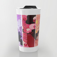 Steven Universe Travel Mug by Kuma Naru | Society6