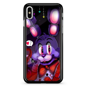 Five Nights At Freddys Bonnie 2 iPhone X Case