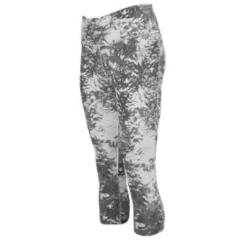 Nike Dri-Fit Cotton Printed Tight Capri - Women's at Lady Foot Locker