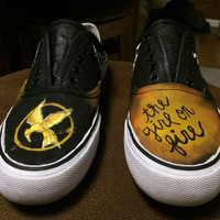Hunger Games/ Divergent/ The Mortal Instruments Vans