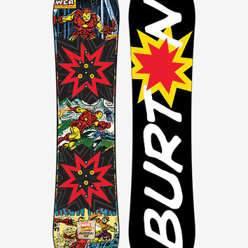Marvel® x Burton Chopper LTD Snowboard | Burton Snowboards Winter 16