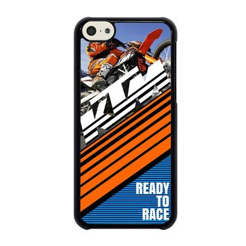 KTM READY TO RACE iPhone 5C Case