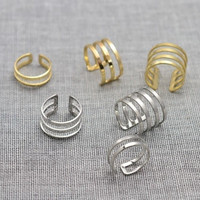Silver Midi Fashion Rings