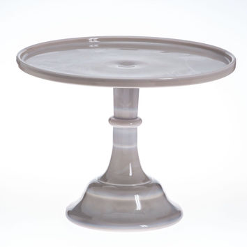 MARBLE GRAY CAKE STAND