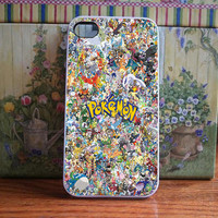 All charakter pokemon for iPhone and Samsung galaxy case (available for iPhone 6 case)