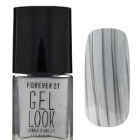 Metallic Gel Look Nail Polish
