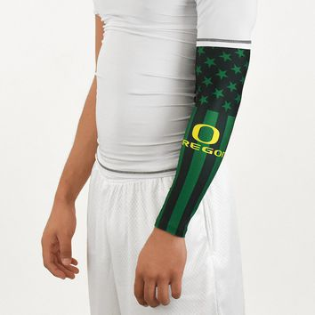 University of Oregon Flag Arm Sleeve