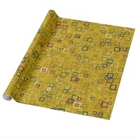 Squares Wrapping Paper